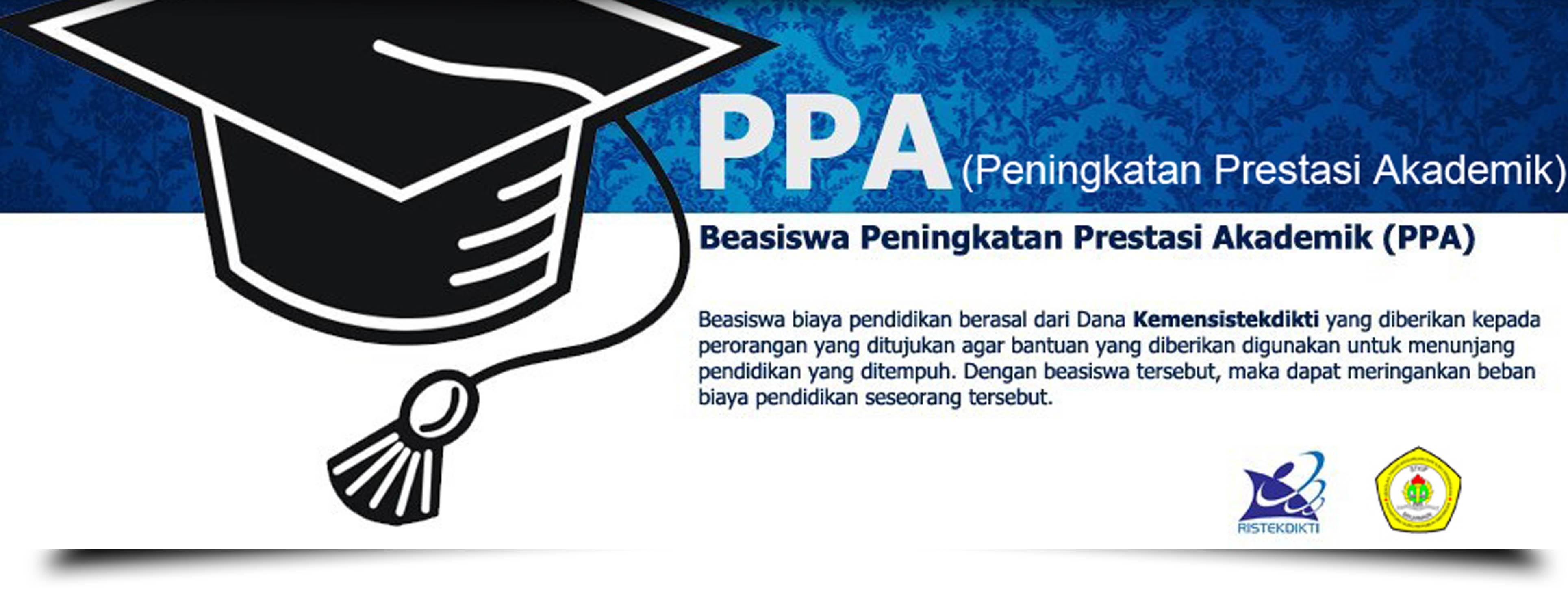 Penerimaan Beasiswa PPA 2019